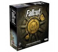 Настольная игра Fallout: Новая Калифорния
