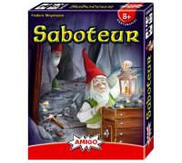 Настольная игра Гномы-вредители (Saboteur)