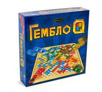 Настольная игра Гембло Q (Gemblo Q, Blokus, Блокус)