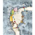 Настольная игра Гномы-вредители: Пижамная вечеринка