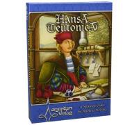 Настольная игра Hansa Teutonica (Ганза Тевтоника)
