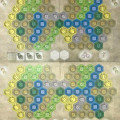 Настольная игра The Castles of Burgundy: 9th Expansion – The Team Game (Замки Бургундии)
