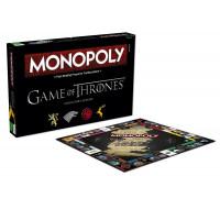 Настольная игра Монополия Игра Престолов (Monopoly Game of Thrones)