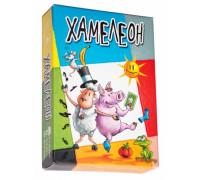 Настольная игра Хамелеон (Hameleon)
