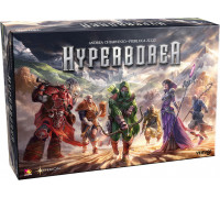 Настольная игра Hyperborea (Гиперборея)