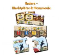 Настольная игра Хадара (Hadara - Marketplaces and Monuments)