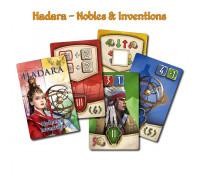 Настольная игра Хадара (Hadara - Nobles and Inventions)