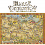 Настольная игра Hansa Teutonica: East Expansion (Ганза Тевтоника: Восточная Европа)