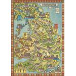 Настольная игра Hansa Teutonica: Britannia (Ганза Тевтоника: Британия)