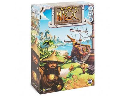 Настольная игра Илос. Затерянный архипелаг