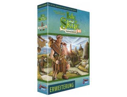 Настольная игра Isle of Skye: Journeyman