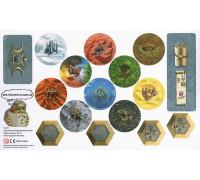 Настольная игра Terra Mystica - Erweiterungsbogen (Терра Мистика)