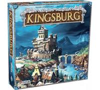 Настольная игра Кингсбург (Kingsburg) американское издание