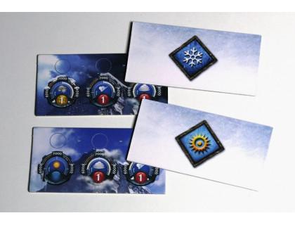 Настольная игра K2: The Avalanche (К2: Лавина)