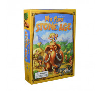 Настольная игра Каменный век Junior (Каменный век джуниор, Stone Age Junior, My first Stone Age)