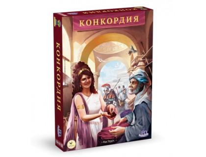 Настольная игра Concordia (Конкордия)
