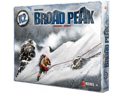 Настольная игра K2: Broad Peak (К2)