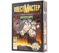 Настольная игра КвестМастер. Судьба Лондона (Deckscape: The Fate of London)