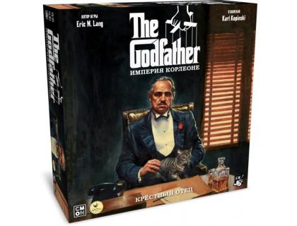 Настольная игра Крестный отец. Империя Корлеоне (The Godfather: Corleone's Empire)