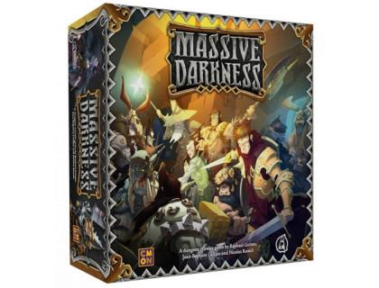 Настольная игра Кромешная тьма (Massive Darkness) русское издание