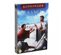 Настольная игра Конкордия. Сальса (Concordia)