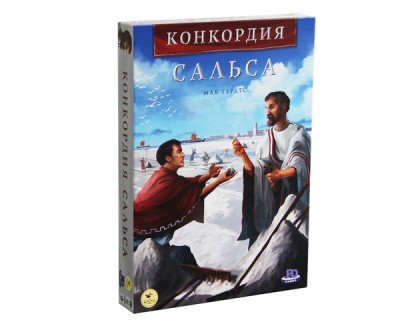 Настольная игра Конкордия. Сальса