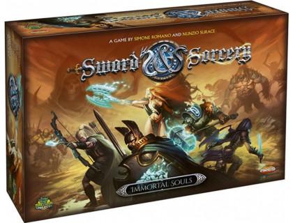 Настольная игра Клинок и Колдовство (Sword & Sorcery) российское издание