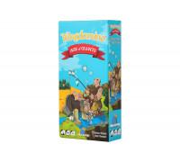 Настольная игра Kingdomino: Age of Giants (Лоскутное королевство: Эпоха великанов)