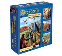Настольная игра Каркассон. Королевский Подарок (новое издание)