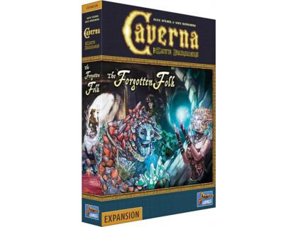 Настольная игра Caverna: The Forgotten Folk (Каверна)