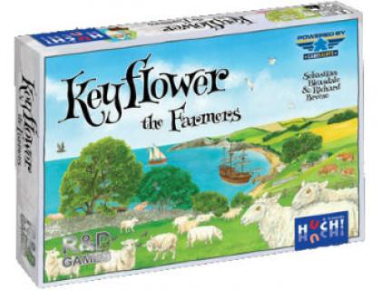 Настольная игра Keyflower: Farmers
