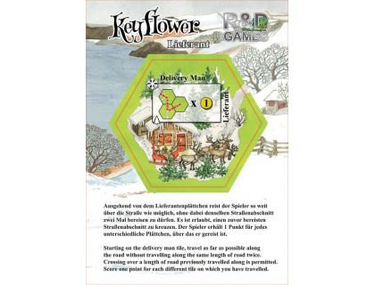 Настольная игра Keyflower: Delivery Man