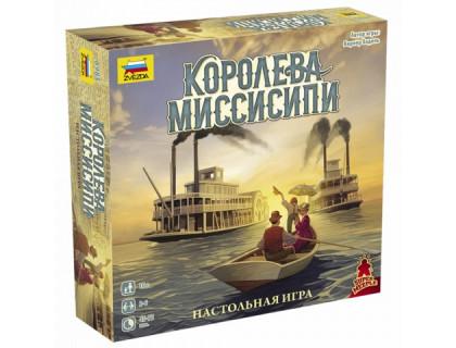 Настольная игра Королева Миссисипи