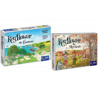 Настольная игра Keyflower: Farmers + Keyflower: Merchants