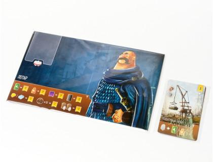 Настольная игра Архитекторы западного королевства. Промонабор