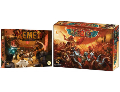 Настольная игра Кемет + Кемет Та-Сети (Kemet )