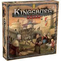 Настольная игра Kingsburg second edition (Кингсбург)