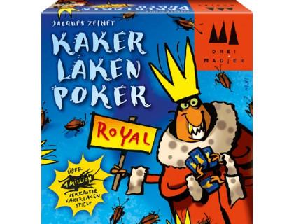 Настольная игра Kakerlakenpoker Royal (Тараканий королевский покер)