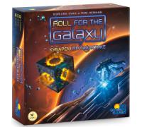 Настольная игра Кубарем по Галактике (Roll for the Galaxy) (русское издание)