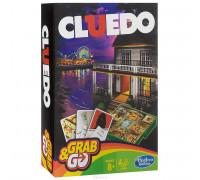 Настольная игра Cluedo compact (Клюэдо дорожная обновленная 2015, клуэдо)