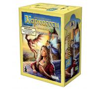 Настольная игра Каркассон: Принцесса и дракон