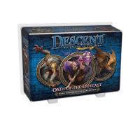 Настольная игра Descent Hero and Monster Collection - Oath of the Outcast (Спуск во тьму: Набор героев и монстров – Клятва изгоев)