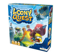 Настольная игра Луни Квест (Loony Quest)