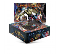 Настольная игра Legendary: A Marvel Deck Building Game
