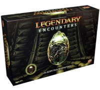 Настольная игра Legendary Encounters An Alien Deck-Building Game