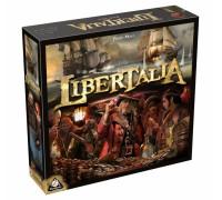 Настольная игра Libertalia (Пиратское логово)