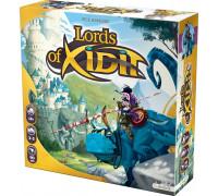 Настольная игра Lords of Xidit (Лорды Ксидита)