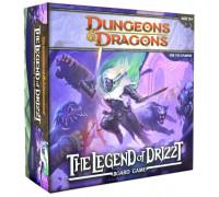 Настольная игра Dungeons & Dragons: Legend of Drizzt Board Game (Подземелья и драконы: Легенда о Дризте)