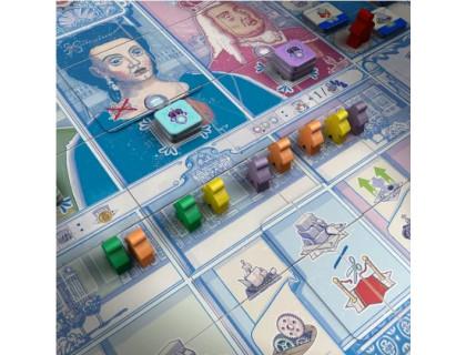 Настольная игра Lisboa: Queen Variant