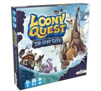 Настольная игра Луни Квест: Затерянный город (Loony Quest: The Lost City)